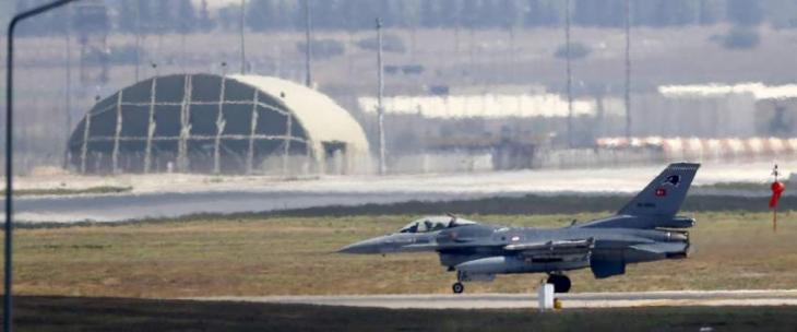 Turkey restores power to air base used by anti-IS coalition