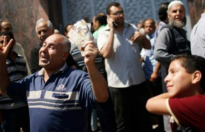 Qatar to pay Gaza salaries