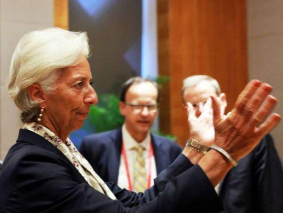 IMF urges key G20 countries to spend more for growth