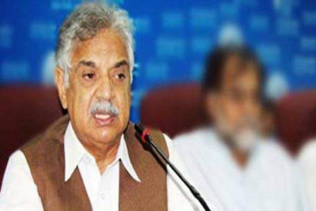 KP governor condoles with former minister, Haji Javaid