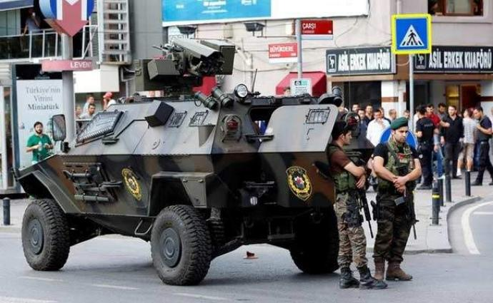 Turkey can hold suspects without charge for up to 30 days: official