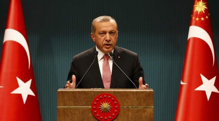 Erdogan says EU 'biased and prejudiced' towards Turkey after coup  bid