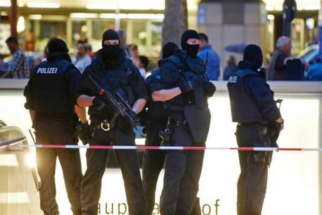 Munich attack killed 10 residents, one of the terrorist committed suicide
