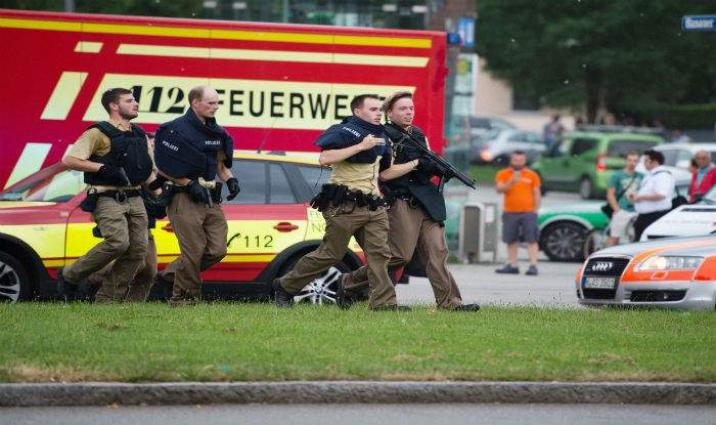 Three Kosovans among dead in Munich shooting: ministry