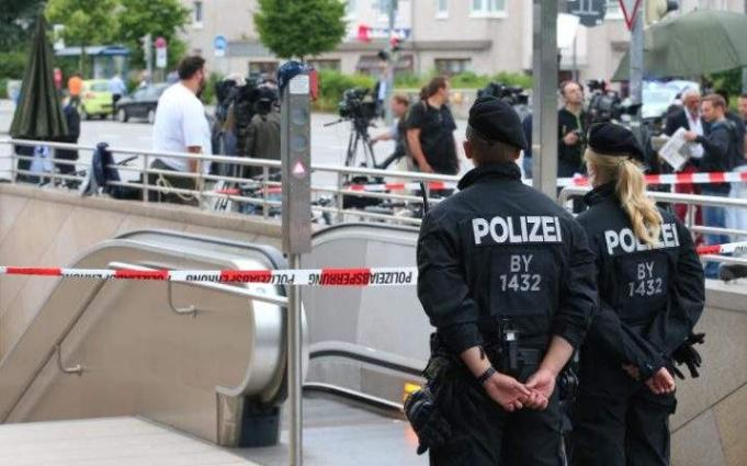 One Greek among Munich shooting dead: foreign ministry