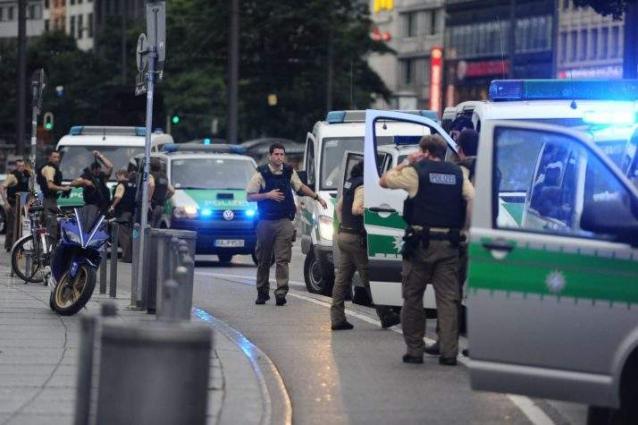 Greek man among Munich shooting dead: foreign ministry