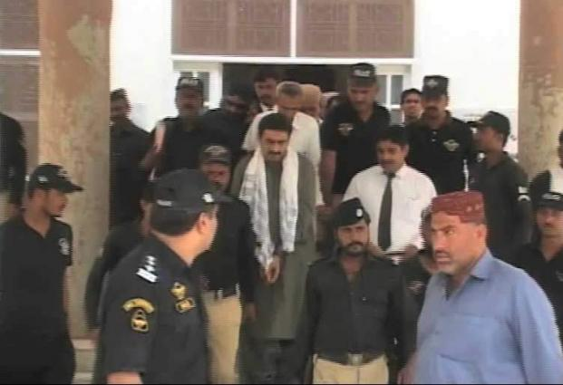 Court hands over Asad Kharal to police remand
