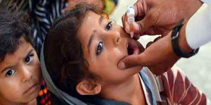 Anti-polio campaign inaugurated