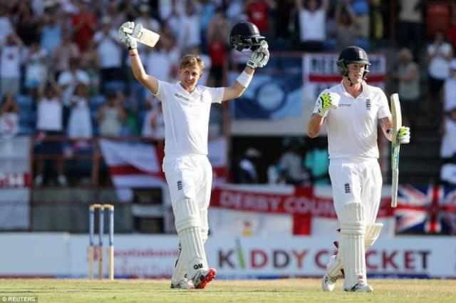 Cricket: Root eyes double ton after Woakes flurry