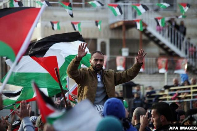 Dozens of Palestinians held by Israel join hunger strike