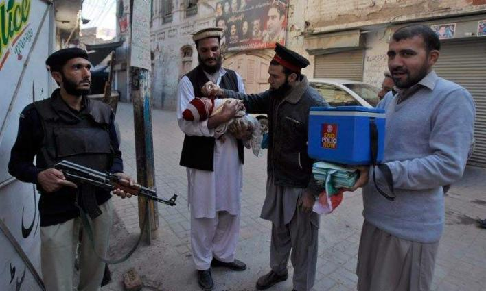 IGP Sindh for beefing up security during polio drive in city