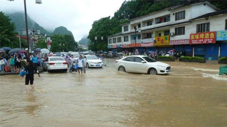 170 people dead in China flooding