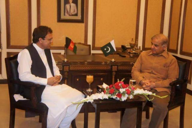Shehbaz, Swedish envoy discuss bilateral ties