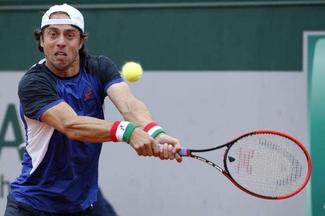 Tennis: Lorenzi, 34, becomes oldest first-time champion