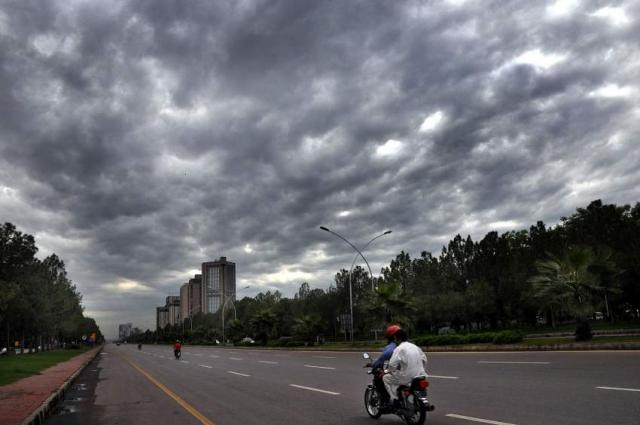 Cloudy weather forecast for Quetta