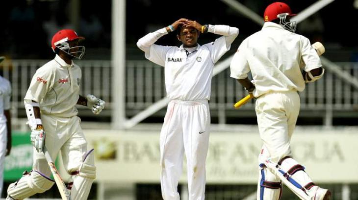 Cricket: West Indies v India 1st Test scoreboard