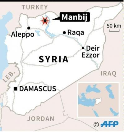 Clashes rock Syria's Manbij as IS ignores ultimatum