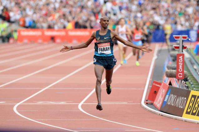 Athletics: Farah displays Olympic credentials with London victory