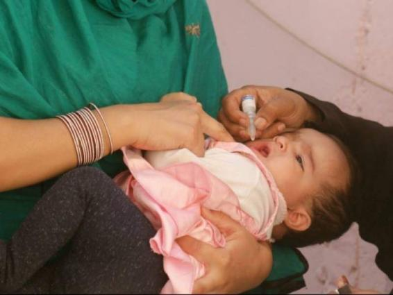 2.498m children to be vaccinated in 12 districts of Sindh