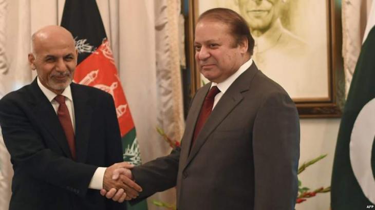 PM Nawaz Sharif conveyed condolences to Afgan president