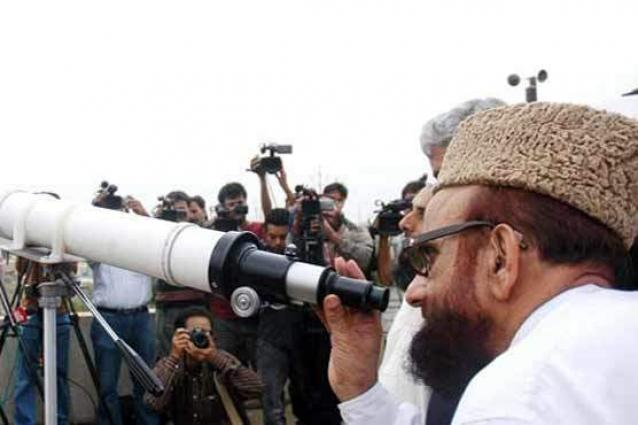 Committee to meet for sighting of Zil-Qad'ah crescent on Aug 3