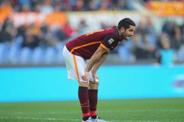 Football: Hands off Manolas, Roma warn European elite