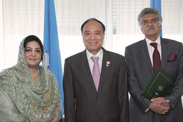 ITU nominates Anusha as Commissioner of Broadband Commission