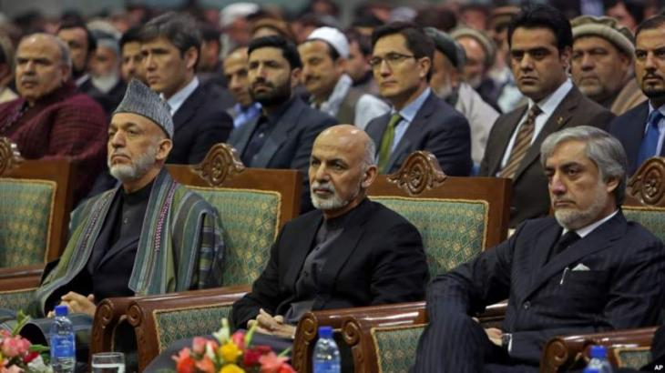 Defence Minister rejects Afghan President's allegations