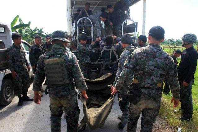 Nine Filipino militants may face death in Malaysia: lawyer
