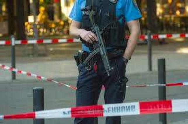 Blast at German bar 'deliberate': local authorities
