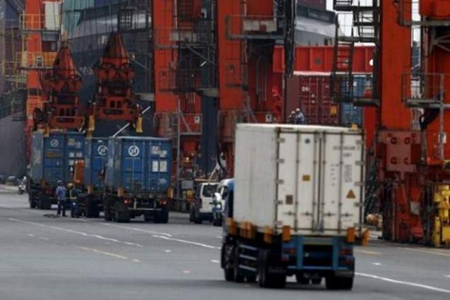 Japan logs first half-year trade surplus since Fukushima