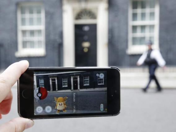Nintendo shares plunge on Pokemon Go warning