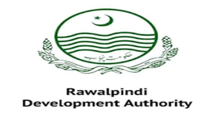 RDA seals 14 shops, buildings illegally constructed