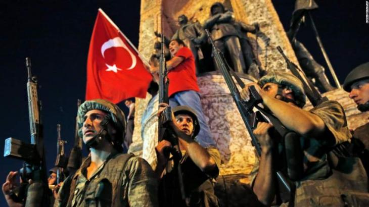 Turkey detains 3 soldiers over coup attack on Erdogan hotel: state media
