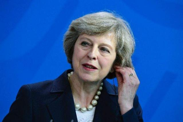 British PM heads to N. Ireland for Brexit talks