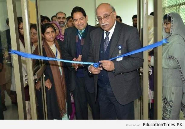 PU VC admires Prof Dr Hafeez