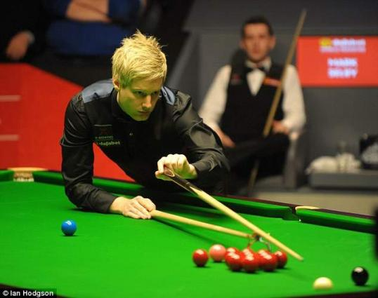 Pakistan retains victory in snooker