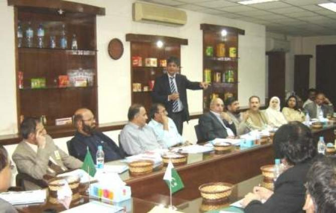 11th Board of Directors meeting of PSQCA Chaired by Rana Tanveer