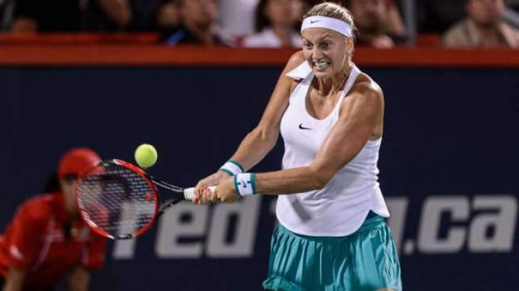 Tennis: Kvitova, Stosur advance in Montreal