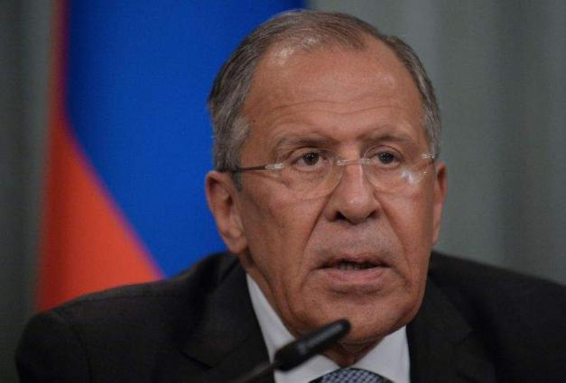 Russia FM shrugs off Democratic email hack allegations