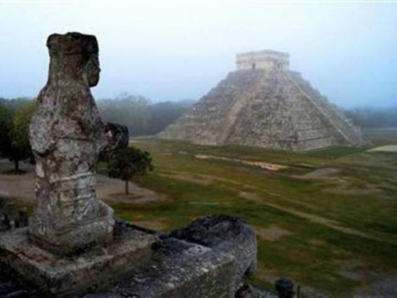 Canal found under Maya pyramid: Gateway to afterlife?