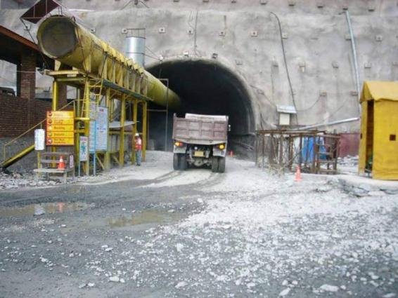 Construction of Lowari tunnel to be completed by June, 2017