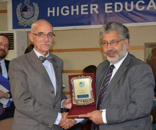 HEC provides 200,000 scholarships during last ten years: Dr Mukhtar
