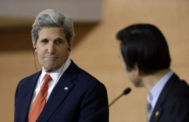 Kerry warns N.Korea of 'real consequences' for weapons programme