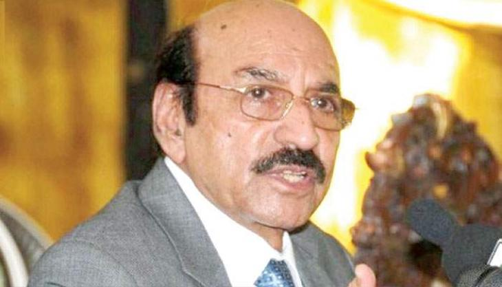 Qaim Ali Shah's farewell, provincial ministers and secretaries invited