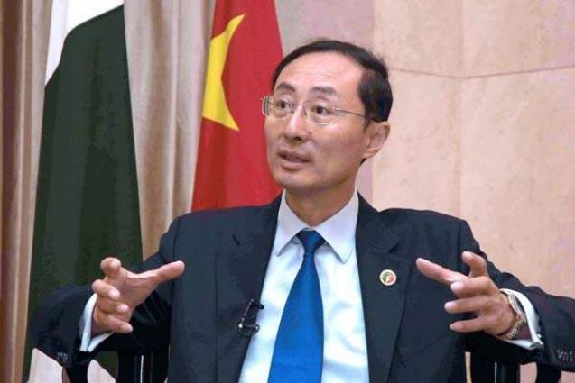 Finance, science,technology, culture to be brought under CPEC: Envoy