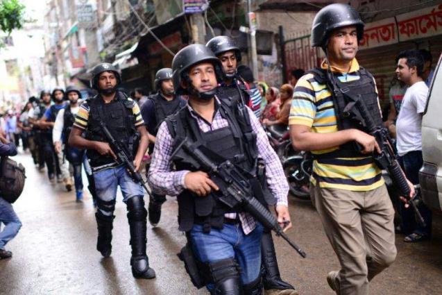 Bangladesh police kill terrorists, foil 'mass attack'