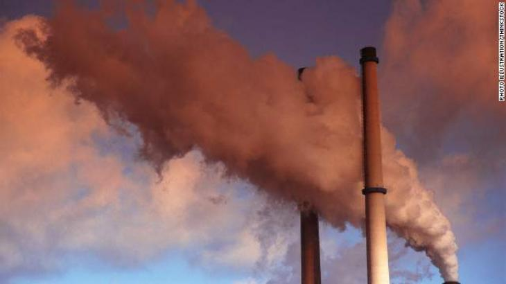 Industry pollution causing health risk