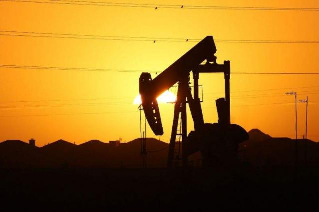 Oil hits three-month low on supply glut
