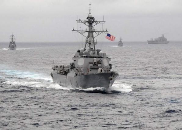 US tells Beijing sea patrols will continue: official